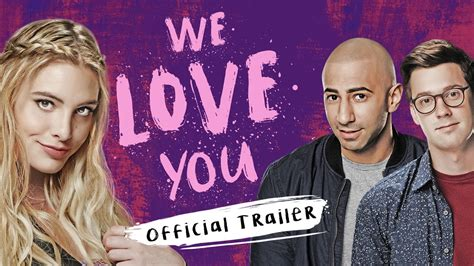 film love love you we love you official trailer youtube