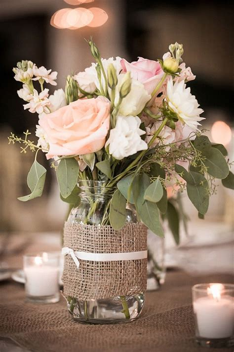 Best 25  Mason jar centerpieces ideas on Pinterest   Mason
