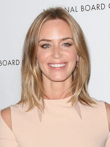 haircuts for blunt nose the top 4 bob haircuts emily blunt bobs and hair ideas