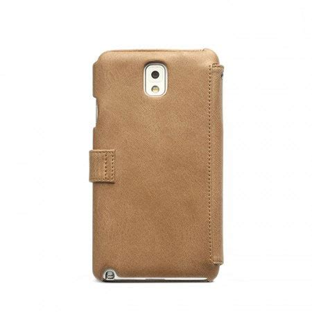 Zenus Retro Vintage Brown Diary Samsung Galaxy Note 3 Genuine Leather zenus g note diary for samsung galaxy note 3 vintage brown