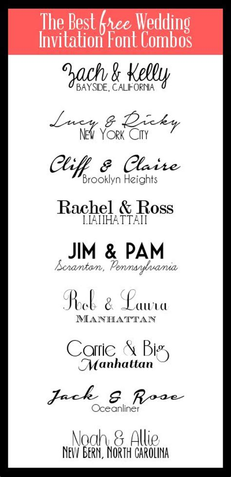 Wedding Font Tutorial by Best 25 Wedding Invitation Fonts Ideas On