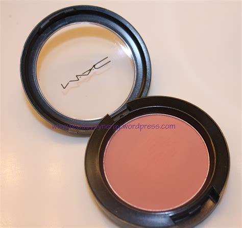 Mac Blush On mac powder blush melba beautysynergy