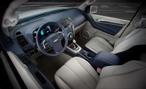 Trailblazer Interior by The Gallery For Gt Chevrolet Trailblazer 2013 Interior
