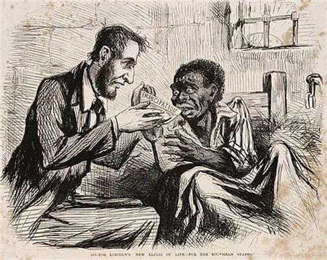 did abraham lincoln want to free the slaves abraham lincoln s attitudes on slavery and race american