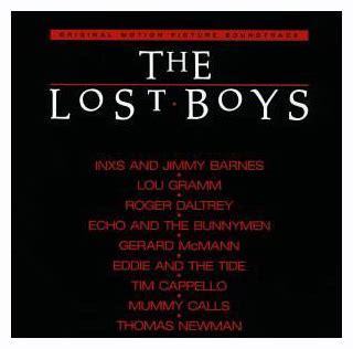 the lost soundtrack date the lost boys 1987 monsterzero nj s