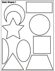 shapes coloring pages for kids az coloring pages