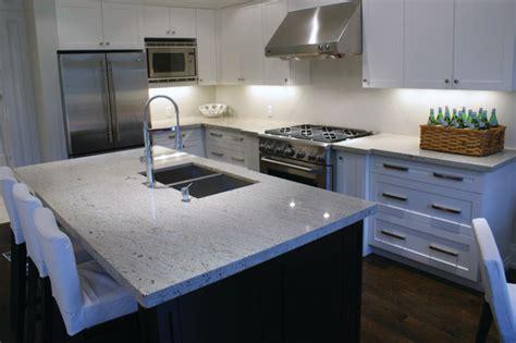 Marble Countertops Uk by Granite Quartzite Marble Quartz Countertops Contemporary
