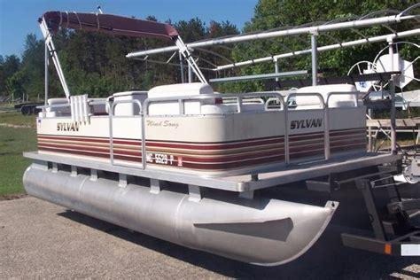 sylvan pontoon boats sylvan pontoon boats for sale boats