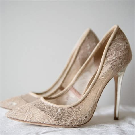 Wedding Shoes Pumps by Wedding Shoes Lace Heels Pointy Toe Stiletto Pumps