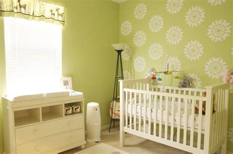 butterfly light baby room seeing green in the nursery project nursery
