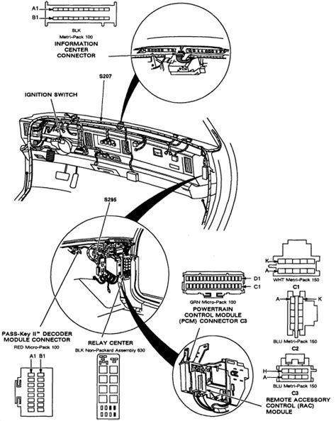 i have a 1993 buick lesabre having problems with security system i ordered a by pass system