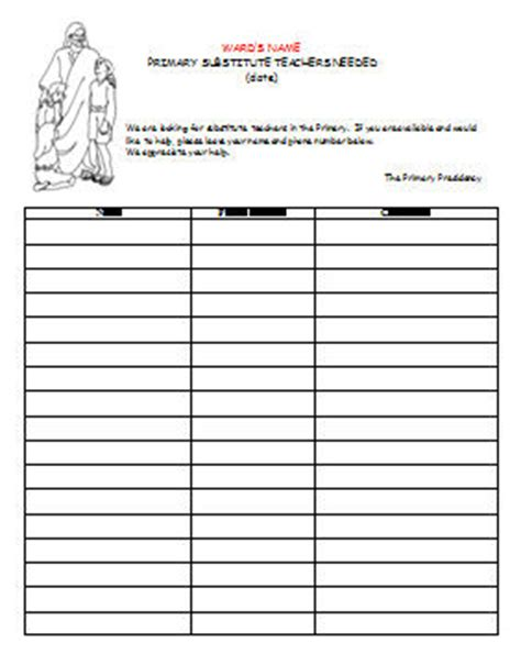 church nursery sign up sheet myideasbedroom com