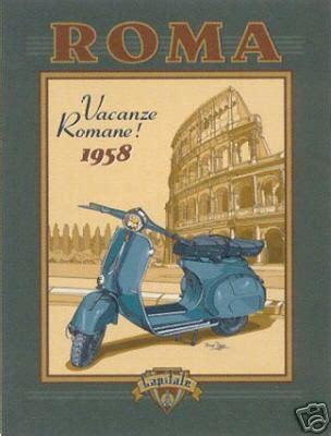 Vespa Vintage Poster poster vespa 12 vespa and vintage posters