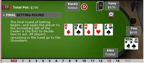 tutorial poker online learning to play poker tutorial