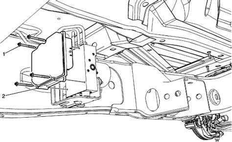 repair anti lock braking 2006 gmc yukon xl 1500 security system repair guides anti lock brake system control module autozone com
