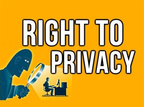 Right Of Privacy Essay by Sc Declares Right To Privacy As Fundamental Right Daily Post India