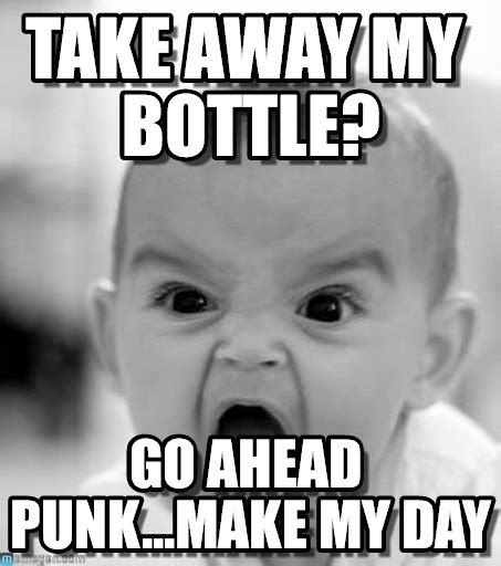 Angry Baby Meme - angry baby meme
