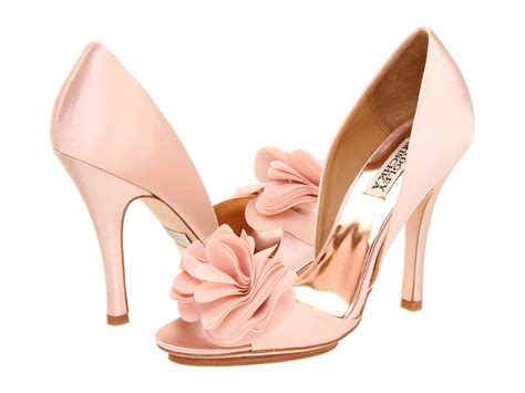 Blush Colored Shoes For Wedding by Steel Magnolias Inspired Blush Pink Wedding Heels