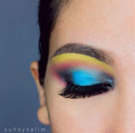 Eyeshadow Viva Warna Biru 10 inspirasi warna eyeshadow ini cetar banget kamu berani