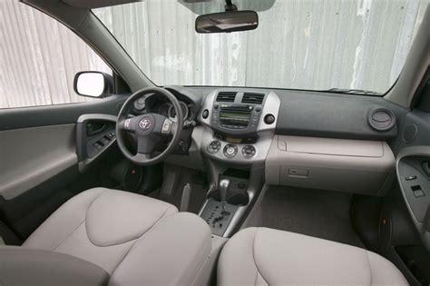 Toyota Rav4 2006 Interior by 2006 Toyota Rav4 Limited Interior Picture Pic Image