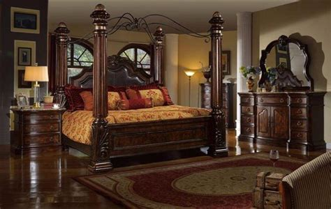 Mcferran Bedroom Set by Mcferran Rb6003 Tuscan Leather California King Size
