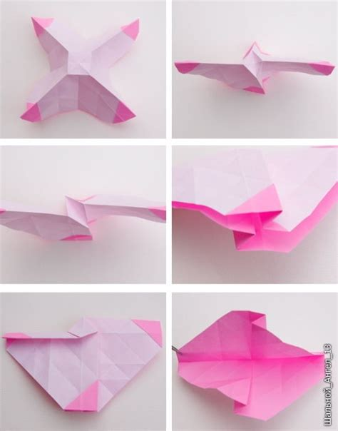 Pretty Origami - how to diy pretty origami