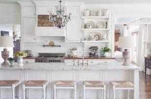 Beautiful White Kitchen Designs 15 Serene White Kitchen Interior Design Ideas Https Interioridea Net