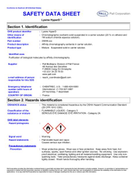Safety Data Sheet Sections by Safety Data Sheet Section 1 Identification Kaneka Kancapa
