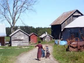 Barn Weddings In Ohio File Amish Farm Morristown New York Jpg Wikimedia Commons