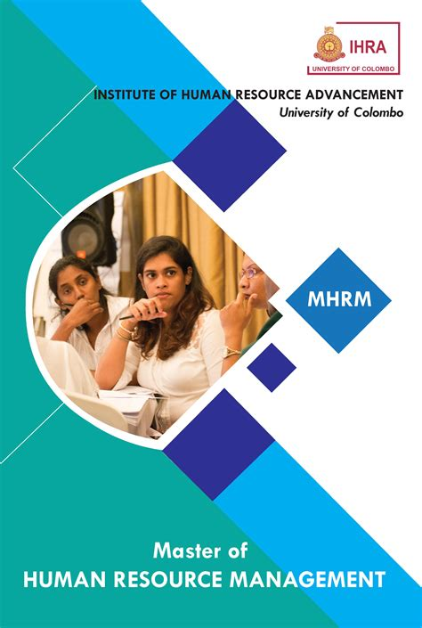 Mba In Human Resources Management Of Colombo by Front Mhrm Ihra