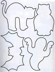 dibujos fantasmas de halloween para imprimir recortar