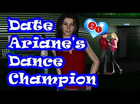 date ariane all achievements date ariane 21 ariane dance chion achievement game