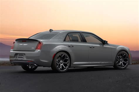 chrysler on 2017 chrysler 300s gains sport appearance packages motor