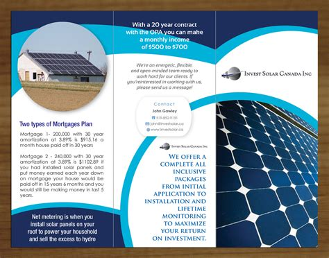 playful sales brochure design for a company by