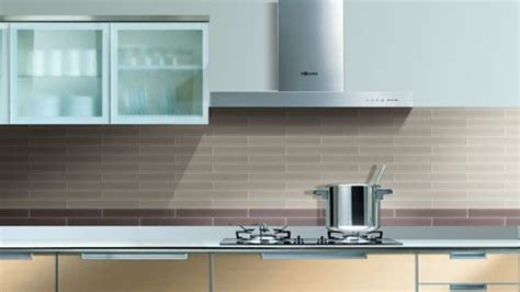 Ideas For A Kitchen Bellavita Milano Tiles I Like The Accent Strip At The