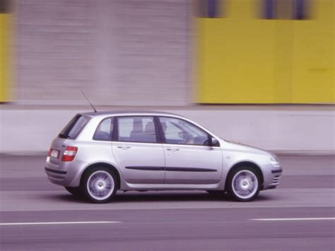 fiat stilo 2002 2002 fiat stilo review top speed