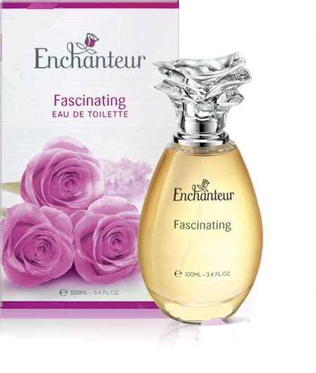 Parfum Enchanteur enchanteur fascinating perfume edt for price review and buy in dubai abu dhabi and rest