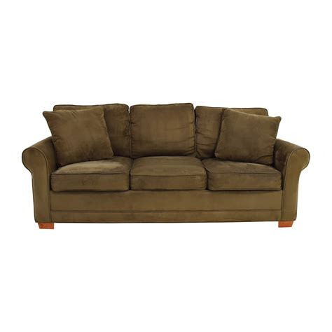 raymour and flanigan raymour and flanigan brown sofa bed infosofa co