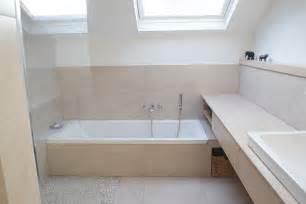 badewanne unter dachschräge chestha badezimmer idee dachschr 228 ge