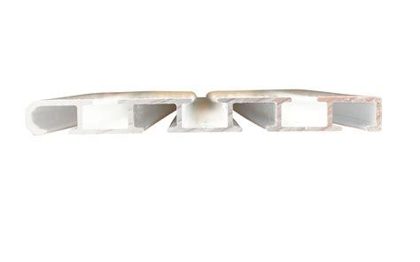 gardinenschiene alu 3 laufig vorhangschiene 3 l 228 ufig silber aus aluminium