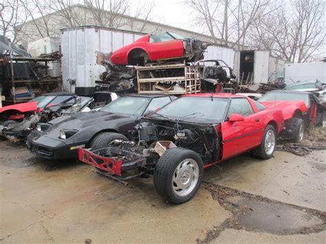 for sale 1984 1996 c4 corvette coupe parts cars