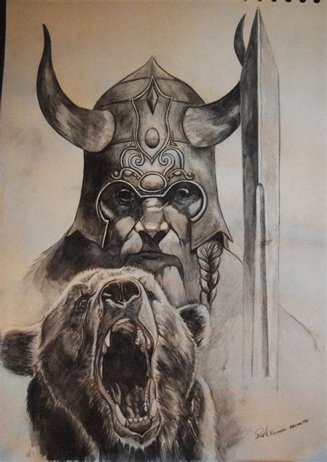 viking skull tattoos viking drawings search vikings