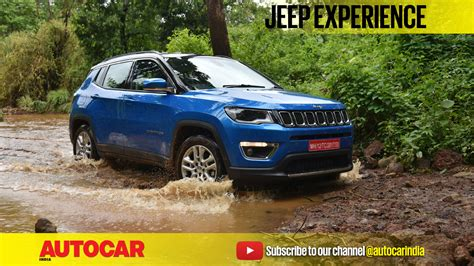 jeep india compass 2017 jeep compass off road video autocar india