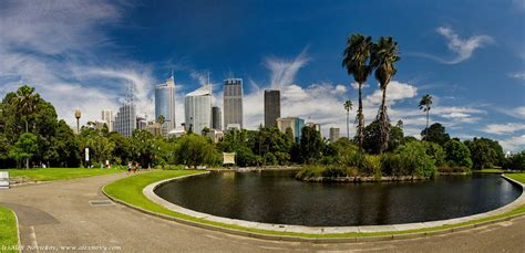 Sydney Royal Botanic Gardens Sydney Cbd From Royal Botanic Garden Alex Novickov S Photoblog
