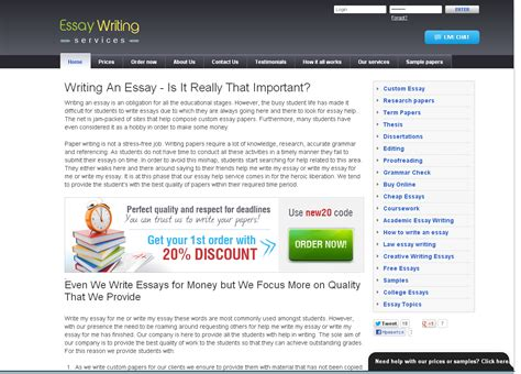 Essay Writing Services Review by Review Of Essay Writing Services Net Best Essay Writing Services
