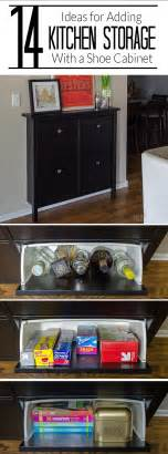 kitchen cabinets ideas for storage add kitchen storage in a small space
