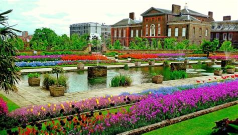 kensington garden royal parks in london london airport transfers