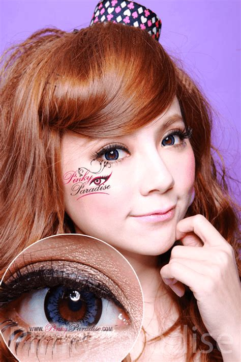 geo angel blue circle lenses colored contacts