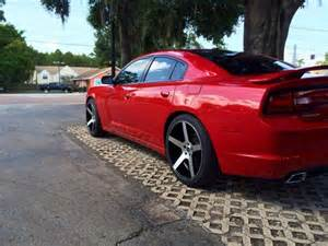 Dodge Charger Tires 2013 Dodge Charger Featuring Strada Perfetto Wheels