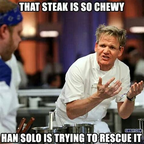 Best Gordon Ramsay Memes - gordon ramsay and starwars on pinterest